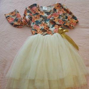 Boutique Frills Dress